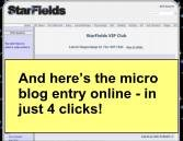 Microblogging Made Easy